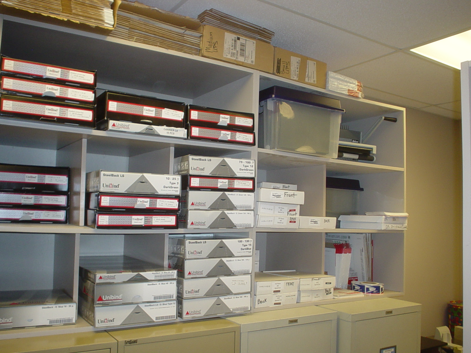 office storage space. Office Storage Space. Room. Custom Shelving In Room S Space O I